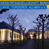 Public outreach by the University Society Bonn